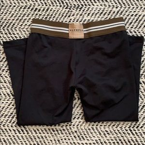 Olympia activewear cropped legging